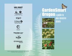 GardenSmart Oregon : a guide to non-invasive plants, by the Oregon State University Extension Service