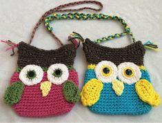 FREE- Child Purse Crochet Pattern!!!