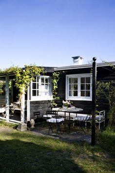 Sommerhus med nostalgi -
