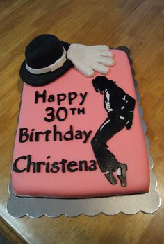 Elegant Image of Birthday Cake Toppers Michaels Birthday Cake Toppers Michaels Michaels Wedding Cake Toppers Inspirational Fresh Happy Birthday Happy 30th Birthday, 30th Birthday Parties, Birthday Ideas, Michael Jackson Cake, Music Themed Cakes, Cupcake Display, Different Cakes, Unique Wedding Cakes, Fashion Cakes