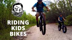 Why get a really good kids mountain bike? - VIDEO - http://mountain-bike-review.net/mountain-bikes/why-get-a-really-good-kids-mountain-bike-video/ #mountainbike #mountain biking