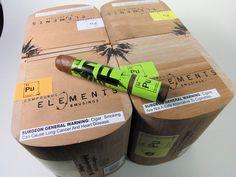 Foundry Elements Plutonium Sampler Cigars