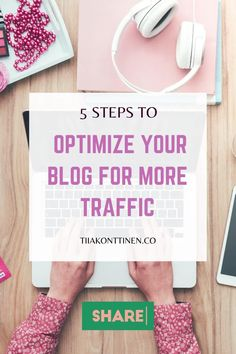 Whether we like to admit it or not, sometimes even the best blog content isn't able to find the right audience. This trend can be caused by a number of factors, but poor website optimization is typically the main culprit. Optimizing your blog can make all the difference. Learn how to to optimize your blog for more traffic. Make Money Blogging, How To Make Money, Website Optimization, Information Age, Blog Names, Passion Project, Blog Topics, Blogging For Beginners, Understanding Yourself