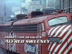 Silver Streak locomotive, 1976