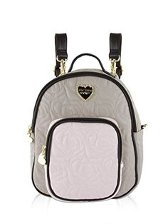 3d662364930f Betsey Johnson - Convertible Backpack (in Blush Roses) ☆