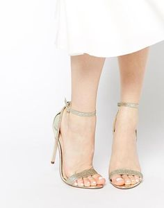 ASOS HOST Heeled Sandals at asos.com #shoes #covetme