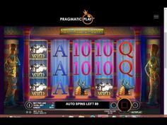 Play New Tales of Egypt for Free @ Pragmatic Play Play Casino, Best Games, Egypt, Free