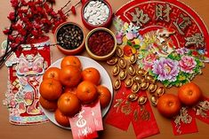 SQ Online / Happy Lunar/Chinese New Year: Lucky Foods Edition