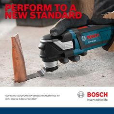 #highPerformance #ElectricTool #Starlock  @Bosch Power Tools @Χατζηχριστοφής