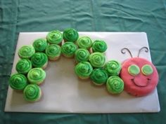 The Very Hungry Caterpillar Party & More Fun Kid's Kitchen Recipes | making merry memories