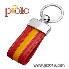 Llavero piel bandera de España http://www.pi2010.com/llavero-bandera-españa/llavero-piel-bandera-españa Si te gusta, comparte
