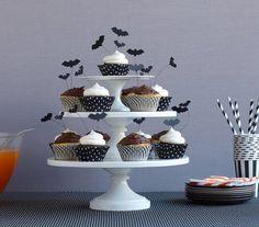 Halloween Cupcake Ideas...