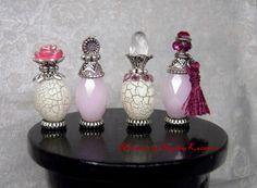 Miniature Bottles, Miniature Crafts, Fairy Garden Accessories, Doll Accessories, Vintage Bottles, Antique Bottles, Vintage Perfume, Antique Glass, Perfume Diesel