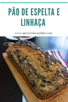 Healthy Baking, Healthy Recipes, Wood Fired Oven, Bread N Butter, Granola, Banana Bread, Brunch, Food And Drink, Yummy Food