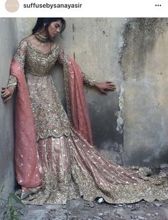 Gorgeous outfit by suffuse by Sana Yasir