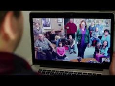 What better way to say hi to the family than in HD? Check it out:�https://www.youtube.com/watch?v=N1y1dnDCUvE�#LogitechTVCamHD