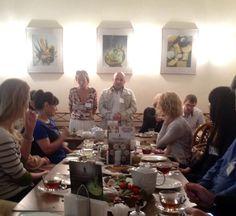 Бизнес-завтрак с Оливье Ароном - Президентом Академии Массажа (Париж)