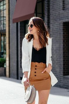 You dont need to be confused with your outfit to hang out with your family and friends. These most casual summer outfits ideas for women 2020 Beauty And Fashion, Black Women Fashion, Look Fashion, Womens Fashion, Cheap Fashion, Ladies Fashion, Fashion Night, Affordable Fashion, Casual Summer Outfits