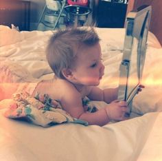Baby Lux now she's like zany!!