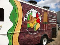 Houston Food Truck Reviews: Tamalito's Cafe - Mexican Hotdog and Beef Burrito
