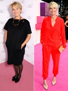 Emma Thompson Lost Two Dress Sizes While Still Drinking Wine and Eating 'Cheesy Wotsits'