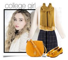 """""""...."""" by elenb ❤ liked on Polyvore featuring Cole Haan, Neiman Marcus, Roial, college, women, fallstyle and auntmn"""