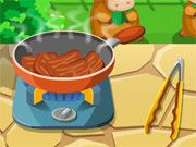Free Online Girl Games, Learn how to cook a delicious meal of Beef Bourguignon!  You'll have to cook the beef, add lots of ingredients and then put it all together to make the perfect meal!  See how quickly you can whip up dinner for everyone!, #cooking #dinner #grilling