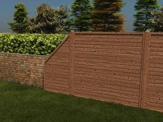 Whether you use your fence as a divider for your garden or an enclosing frame, our slanted fence panels encompass style and strength perfectly. Made from 12.5m thick Pressure Treated timber, and supported by Class 4 Pressure Treated posts, this is a garden fence designed to withstand the harsh weather that a British Summer will expose it to.