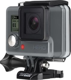 30be0a45c83f GoPro HERO Camcorder - Gray