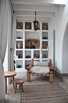 Mooie nisjes - Harissa Villas, Ibiza