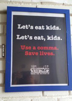 Grammar matters.                                                       …
