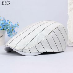 Find More Berets Information about Fashion Casual Artist Painter Plaid Style Cotton Beret Flat Caps Hats with Jacquard Grid for Adult Women Men Unisex Adjustable,High Quality hats boston,China hats etc Suppliers, Cheap cap hat from Bys Store Store on Aliexpress.com