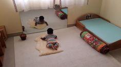 Applying Montessori from Birth: Month 4