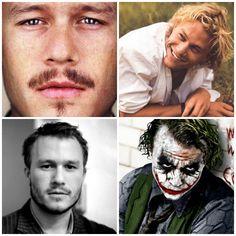 RECORDANDO...  Como o tempo passa rápido! Fica a saudade!  Hoje faz 5 anos que Heath Ledger morreu.  Uma grande perda na história do cinema!  (Perth, 4 de abril de 1979 — Nova Iorque, 22 de janeiro de 2008).