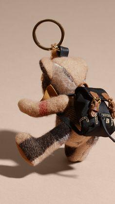 40d428c97dddc3 Thomas Bear Charm with Rucksack Camel | Burberry Burberry Bear, Burberry  Rucksack, Burberry Women