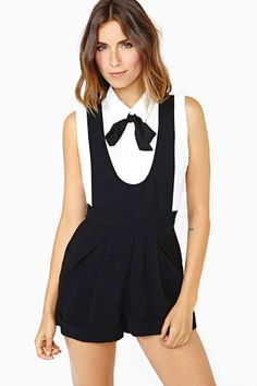 nasty gal. low rider overalls. #fashion