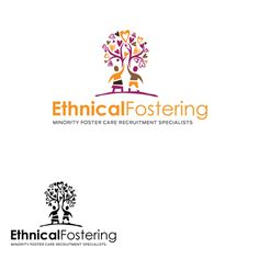 Ethnical Fostering �20Create a logo for a charity helping to support children in care