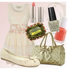 """""""Romantic"""" by kestrelicious on Polyvore"""