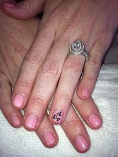 Brooke's Wedding Nails