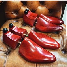 Our Alderwood shoe trees are now 20% off. The most thoughtful