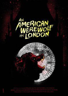 An American Werewolf in London - Daniel Norris ----