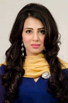Ushna shah acted in bashar momin