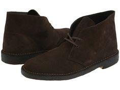 Clarks Desert Boot Suede/Brown