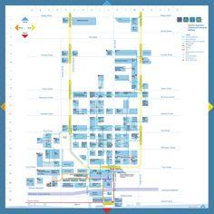 30 kilometres linking buildings underground - the path system Toronto Toronto Canada Map, Toronto Travel, Norway Travel, Downtown Toronto, City Maps, Quebec City, How To Level Ground, Life, Beautiful Places