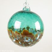 Beautiful Hand Blown Glass Christmas ornaments