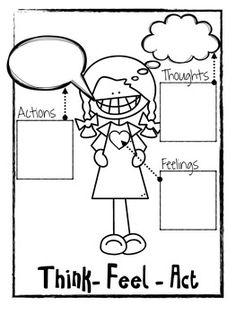 FREE Printable Self Esteem Worksheets   Learning/Kids by Patricia ...