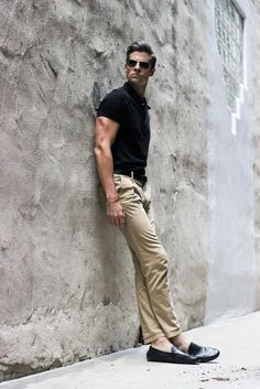 7 Must Have Chinos And Shirt Colors For 7 Different Looks This Season 5d008ae43a