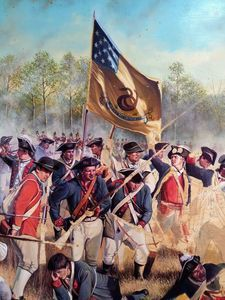 Establish A Revolutionary War Battlefield Park at the Battle of Brier Creek Georgia
