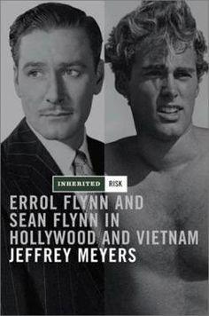 Book cover - Errol & Sean Flynn