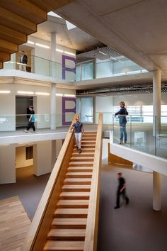 Tetra Office Building For The Research Institute Deltares - Picture gallery